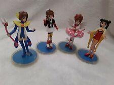 Cardcaptor Sakura - Cardcaptors Trendmasters figures (set of 4)