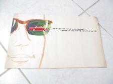 Ford Consul Capri 1961 français catalogue brochure prospectus commercial sales