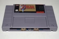 Legend of Zelda Super Nintendo SNES Video Game Cart Dual USB 2.0 Phone Charger