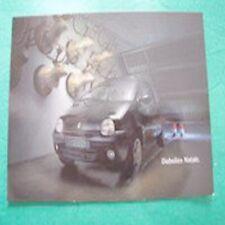 Cartolina Promocard Renault Twingo Diabolico Natale