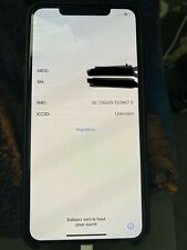 Apple iPhone XS Max - 256GB - Gold (Sprint) (iCloud removed)