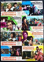 Fotobusta Die Grande Abenteuer Von Scaramouche Christian Hay Schürer R113