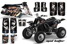 Yamaha Banshee 350 AMR Racing Graphics Sticker Kits 87-05 Quad ATV Decals MH BS