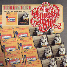Wheatfield Soul/Artifical Paradise [Remaster] by The Guess Who (CD, Apr-2004,...