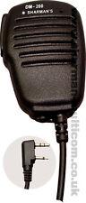 SPEAKER MICROPHONE SUITABLE FOR BAOFENG UV5R WALKIE TALKIE