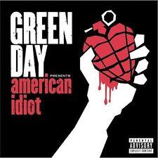 Green Day American Idiot CD