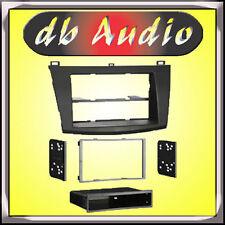 M/239 Mascherina AutoRadio Doppio 2DIN Mazda 3 Adattatore Cornice Radio