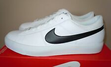 NEW MENS NIKE MATCH SUPREME LTR SHOES SNEAKERS 631656 101 WHITE LEATHER 11 $70