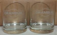 VHTF DRAMBUIE SET OF TWO GLASSES