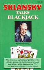 SKLANSKY TALKS BLACKJACK - SKLANSKY, DAVID - NEW PAPERBACK BOOK