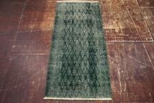 Tapis bleu modernes pour la maison en 100% laine