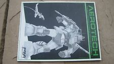 Fasa Battletech AEROTECH Game of Fighter Combat SC Softcover