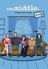The Middle Season 9 Series Nine Ninth Region 4 DVD