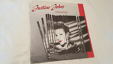 JUSTINE JOHNS - Stage Struck '83 PRIVATE AOR Synth Rock (SEALED) Lp