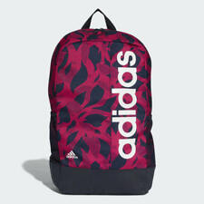 Adidas Linear Performance Backpack Sports School Bag Rucksack Training Travel BP