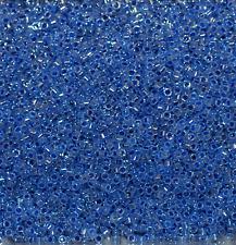 Delica Beads von Miyuki  blue cylon   DB0243   5 gr  von Bacatus