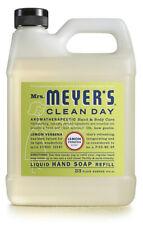 MRS. MEYER'S - Clean Day Liquid Hand Soap Refill Lemon Verbena - 33 fl oz