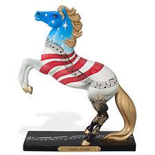 Enesco Trail of Painted Ponies Yankee Doodle Figurine 4040981 Retired 2015