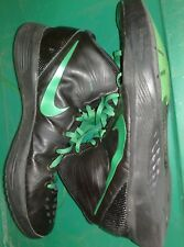 SAMPLE 2012 Nike Zoom Hyperdunk Elite Mens Size 17 Black Green 511369-009