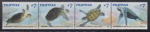 Philippine Stamps 2006 Philippine Marine Turtles set MNH