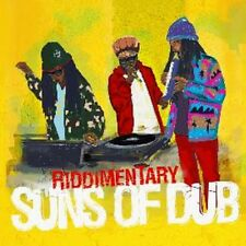 Riddimentry : Suns of Dub Selects Greensleeves - New CD Album - Pre Order - 28/4