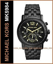 MICHAEL KORS MK5984 BAISLEY CHRONOGRAPH WATCH, Brand New w tags and MK case