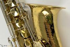 King Super 20 Alto Saxophone, Mint, Cleveland Era, Video Demo, WOW!