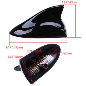 Black Car Shark Fin Antenna Roof Radio AM/FM For Hyundai Sonata Universal AI