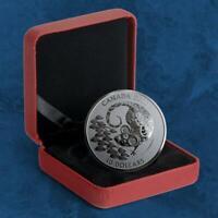 Kanada - Lunar Year of the Rat - 10 $ 2020 BU - Silber - Ratte - Rund