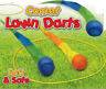 Comet Lawn Darts Garden Game Outdoor Family Target Throwing Match Beach Game