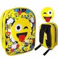 Emoji Children's Junior Backpack - School/weekend
