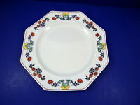 Rare Johnson Brothers Alton Dinner Plate Flowers