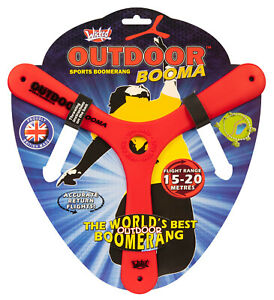 Wicked Outdoor Booma Flying Sports Toy