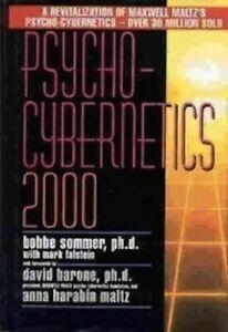Psycho-Cybernetics, 2000 by Bobbe Sommer
