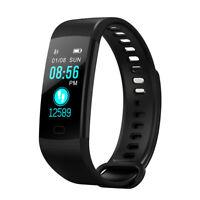 Stylish Smart Bracelet Watch Sports Fitness Tracker Sleeping Monitoring Bracelet