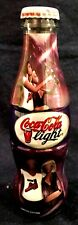Italy Coca-Cola Light Limited Edition Glass Bottle Italian Unopened 20 cl