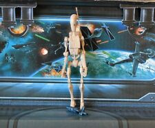 STAR WARS FIGURINE Animated CLONE WARS BATTLE DROID%