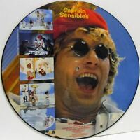 CAPTAIN SENSIBLE stop the world (picture disc) 12 INCH EX, CAPP 4, vinyl, damned