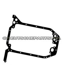 AUDI 90 A6 A4 Quattro 2.8V6 Upper OIL PAN GASKET To Engine Block 078 103 609F