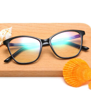 Top 2021 Oversized Fashion Cat Eye Style Clear Lens Women High Quality Glasses