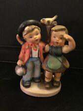 """Napco 5"""" Figurine """"Picnickers"""" circa 1950's  MAKE AN OFFER"""