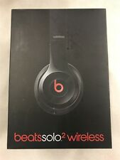 Beats Solo 2 Wireless Bluetooth headphones Beats by Dre Black & Red
