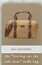 SOLD OUT leaving out the side door Duffle Bag duffel tote taylor Swift folklore