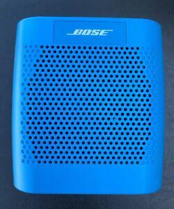 Bose Aquamarine Soundlink 415859 Portable Bluetooth Speaker READ DESCRIPTION