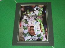 Celtic Emilio Izaguirre Signed & Mounted 2015 Scottish League Cup Winners Photo