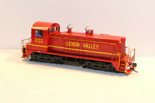 LV Lehigh Valley SW7 Custom painted and detailed BLI no sound HO scale