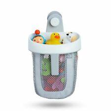 Munchkin Super Scoop Bath Toy Organiser Grey1 Count