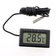Digital LCD Thermometer Temperature Measurement For Fridge Freezer Hot Sale