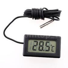 Digital LCD Thermometer Temperature Measurement For Fridge Freezer Hot Sale