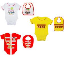 Peleles y bodies de manga corta multicolor para niños de 0 a 24 meses